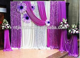 wedding event backdrop wholesale new design wedding event christmas birthday party stage