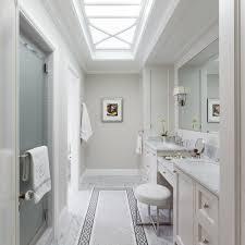 galley bathroom ideas galley bathroom design ideas home chic room indpirations