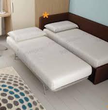 canape lit ado chambre ado avec lit canapé lit gigogne compact so nuit
