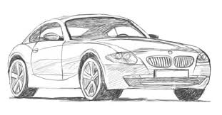 drawn bmw awesome car pencil and in color drawn bmw awesome car