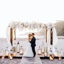 Pinterest Beach Decor Best 25 Beach Wedding Ceremonies Ideas On Pinterest Starfish