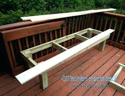 yard bench plans pallet outdoor diy wood instructions