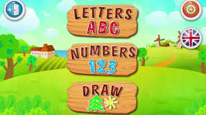 abc handwriting worksheets learning game for kids available on