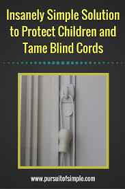 insanely simple solution to protect children and tame blinds png