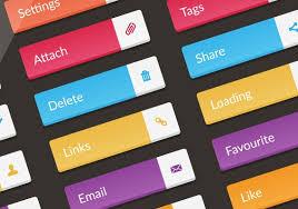 buttons designen fuzion web designs button design techniques to improve user
