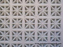 trendy decorative concrete block wall construction full decorative