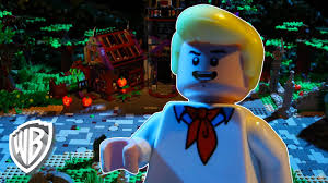 Halloween Escape Unmasked Walkthrough by Lego Scooby Doo Mystery Machine Mash Up Youtube