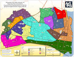 Dc Zoning Map The New Alexandria City Public District Map The Goodhart