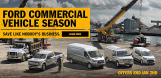 ford commercial vehicle deals and current offers buy a new ford from your local
