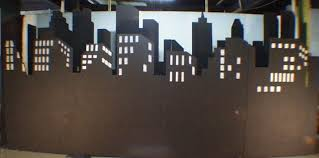 cityscape backdrop my team and i sourced many ideas from for our