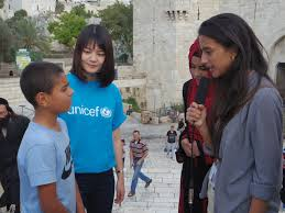 unicef siege creating opportunities for palestinian adolescents unv