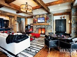Interior Design Bozeman Mt Grand Gestures Mountain Living November December 2014