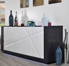 Dressoir Blanc Laque by Beautiful Buffet De Salle Gris Laque Ideas Design Trends 2017
