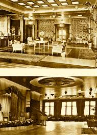 Titanic First Class Dining Room Empress Of Japan U2013 Canadian Pacific U0027s Express Liner Crossed The
