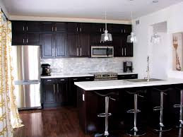 bathroom divine ideas about dark cabinets kitchens granite