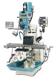 bf46 drilling and milling machine by optimum milling machines