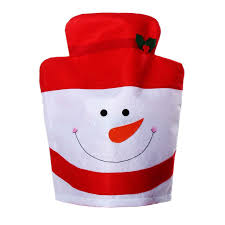 snowman chair covers home decor christmas snowman chair covers home decoration xg in