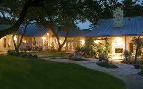 Texas Hill Country Stone Pool House Texas Ranch For Sale Close - Texas hill country home designs