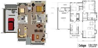 2 bedroom cottage floor plans senior living floor plans rigden farm senior living