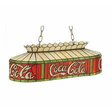 coca cola pendant lights add a refreshing touch to your home decor with a coca cola oblong