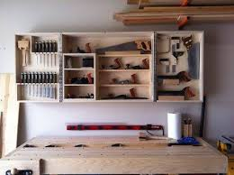 wall mounted tool cabinet wall mounted hand tool cabinet woodworking pinterest tool