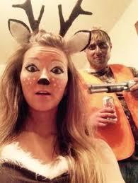 Deer Halloween Costumes Halloween Costume Hunter Deer Bestfriends Halloween