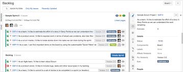 User Story Card Template Using The Backlog Atlassian Documentation
