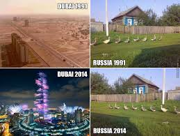 Dubai Memes - dubai vs russia by narixell meme center