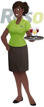 je cherche du travail femme de chambre tenue de travail du serveur de restaurant reso le