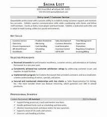 entry level position cover letter gallery of 100 sample executive cover letters cover letter format