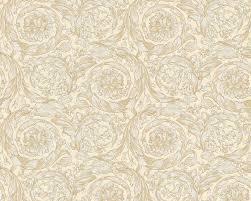 wallpaper versace home ornaments baroque gold 93583 1