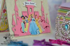 princess castle birthday or baby shower invitations jingvitations