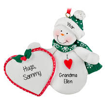 grandparent christmas ornaments personalized grandparents christmas ornaments gifts for grandparents