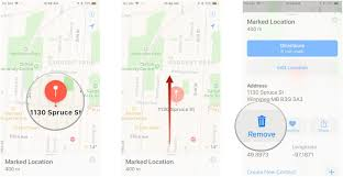 Create A Map With Pins How To Name And Save Locations With Maps On Iphone And Ipad Imore