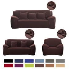 tissu housse canapé housse canapé fauteuil coussin revêtement couvre tissu élastique 1 2