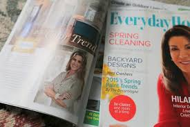 the decorologist 2015 color trends in everyday home magazine