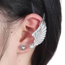 jual ear cuff high quality wing ear cuff buy cheap wing ear cuff lots from high
