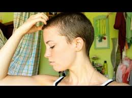 hair buzzed and growing out stages pics i shaved my head story hair growth journey 1 hair