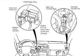 1998 honda accord no fuel electrical problem 1998 honda accord 4