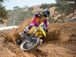 motocross bike videos suzuki dirt bike and motocross reviews