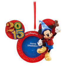 your wdw store disney frame ornament 2015 mickey mouse