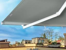 tende da sole motorizzate tenda da sole motorizzata in tessuto a bracci compact collezione