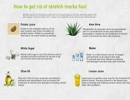 how to get rid of stretch marks fast 10 natural tips that