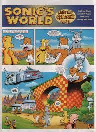 K He Mit K Henblock Uk Print Archive Sonic The Comic Issue 045 Cbr Ukpa