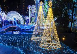 christmas lights franklin tn limo service nashville tn light tours