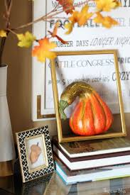 fall entryway fall vignette entryway table styling fall