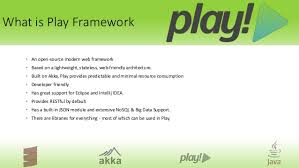 how to play at work a play framework tutorial