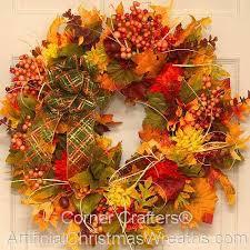 autumn wreath shades of autumn wreath cornercrafters autumn wreaths