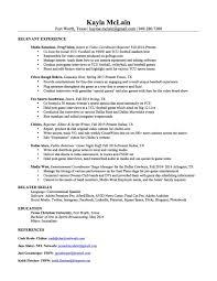Video Resume Script Kayla Mclain U2014 Resume