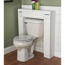 amazon com over the toilet space saver by simple living 1 center amazon com over the toilet space saver by simple living 1 center cabinet and 2 side cabinets in white wood material gives extra storage for every